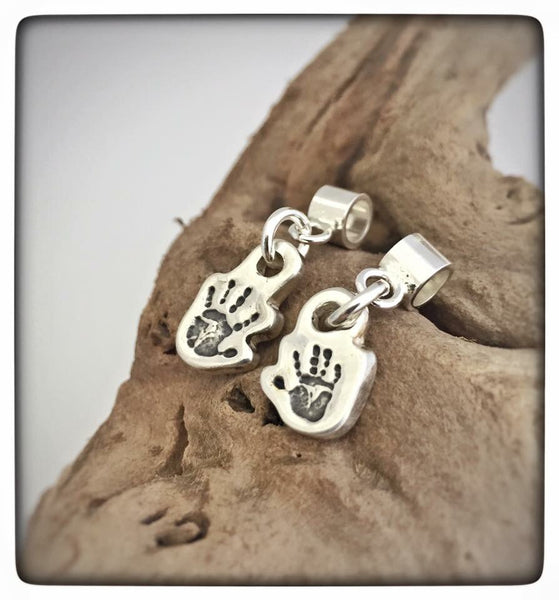 Hand/Foot/Paw Print Shaped Charms