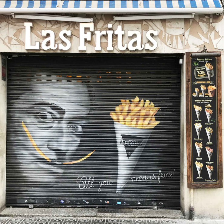 Dali Fries