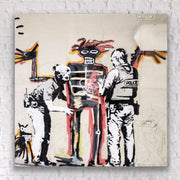 Basquiat Arrest