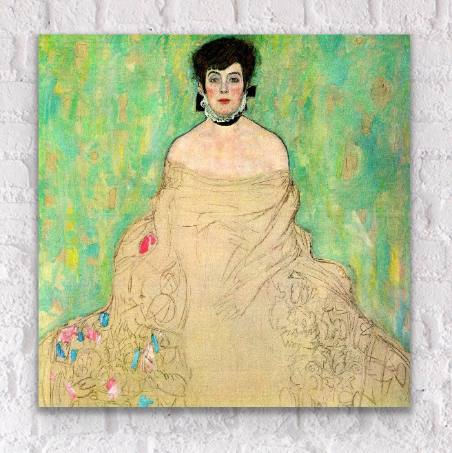 Classical art reproduction affordable fine art print on plexiglass acrylic