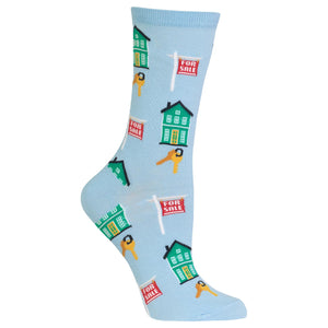 Real Estate/ Realtor / Broker Socks (Women's)
