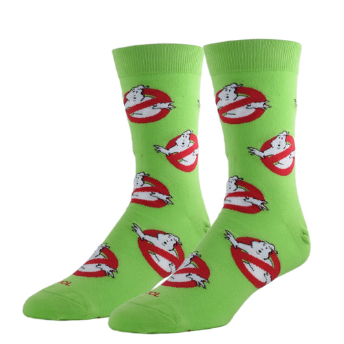 Ghostbusters Logo Socks (Men's)