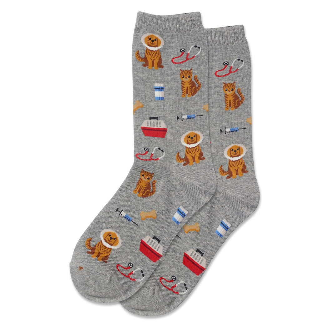 Veterinarian/ Vet Socks (Women's)