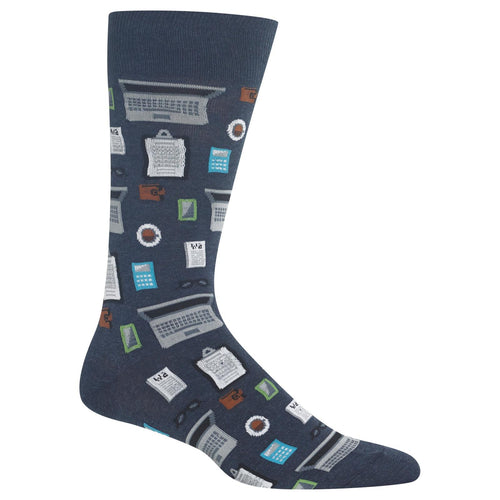Accountant/ CPA/ Financial Socks (Men's)