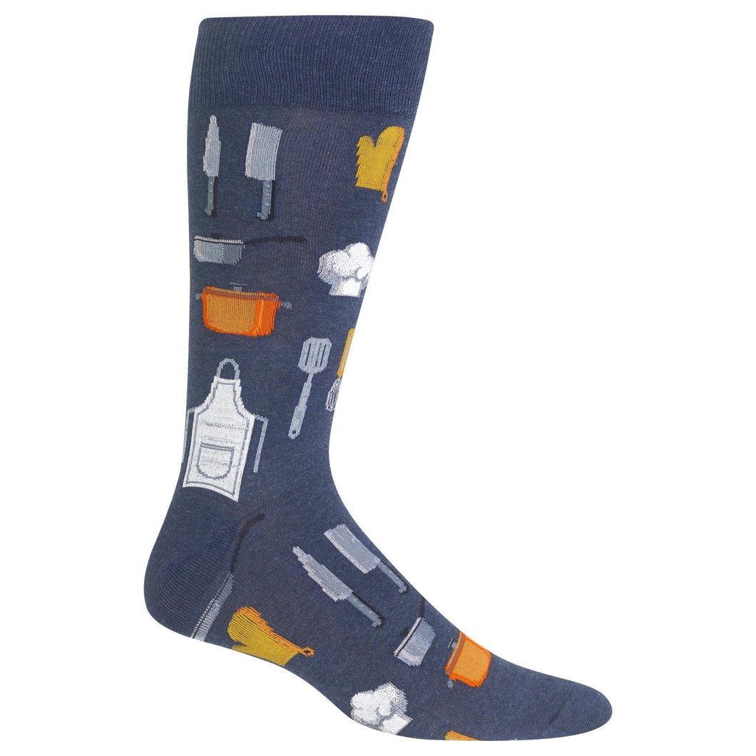 Chef/ Culinary Socks (Men's)