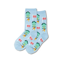 Load image into Gallery viewer, Real Estate/ Realtor / Broker Socks (Women's)
