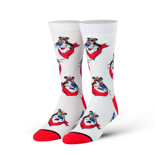 Tony the Tiger: Frosted Flakes: Kellogg's Socks (Men's)