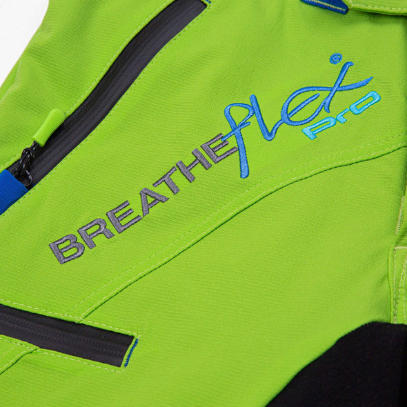AT4070 Breatheflex Pro Type C Class 1 Chainsaw Trousers - Lime