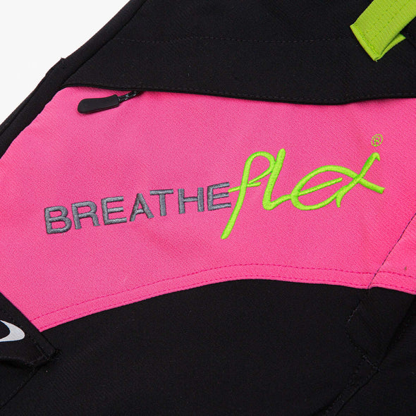 AT4010 Breatheflex Type A Class 1 Chainsaw Trousers - Pink