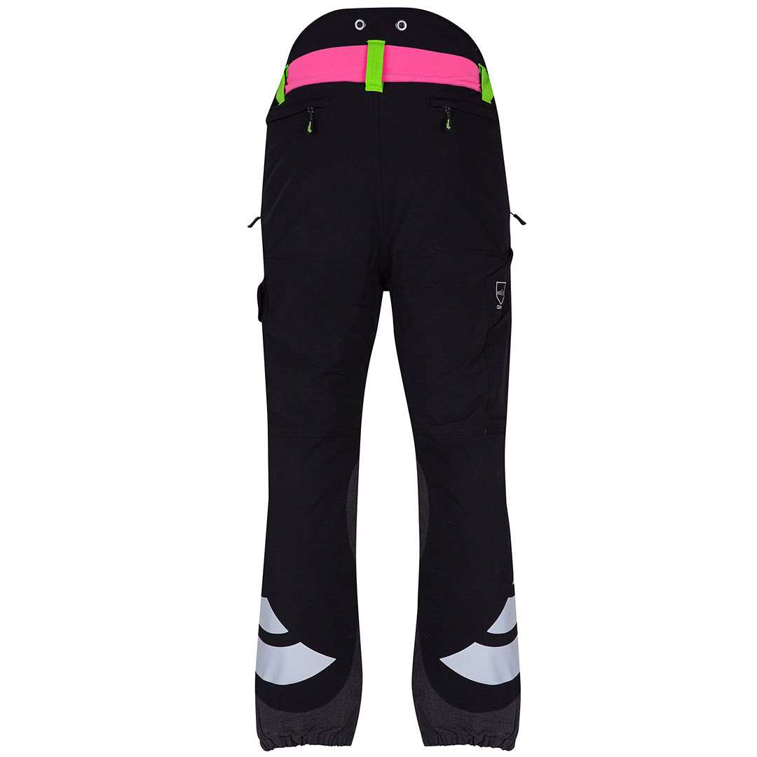 AT4050 Breatheflex Type C Class 1 Chainsaw Trousers - Pink