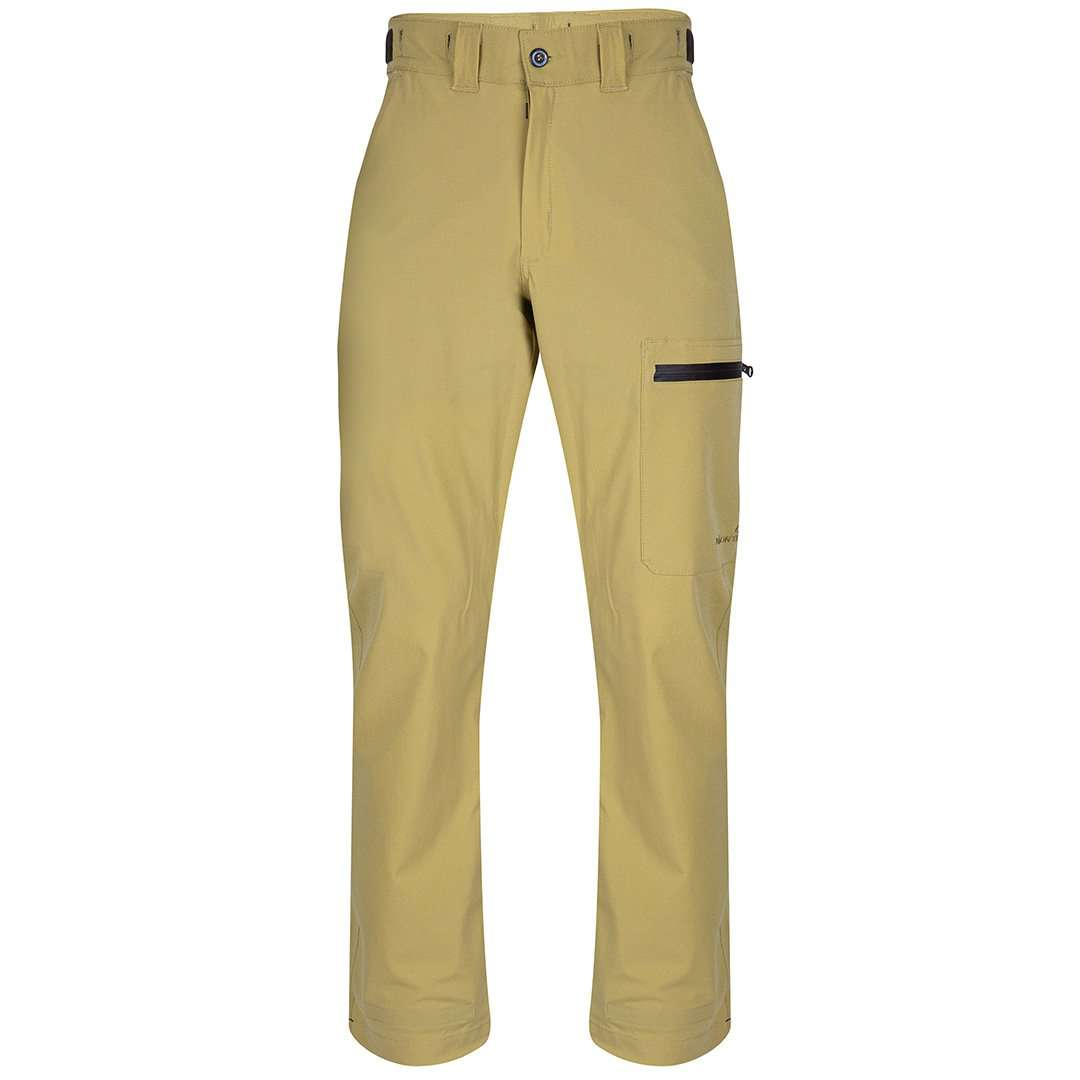 Arborflex Casual Skin Trousers Beige Front Angle AT4155