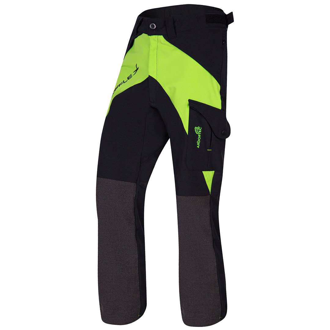 Arborflex Mid Range Skin Trousers - Lime - AT4195