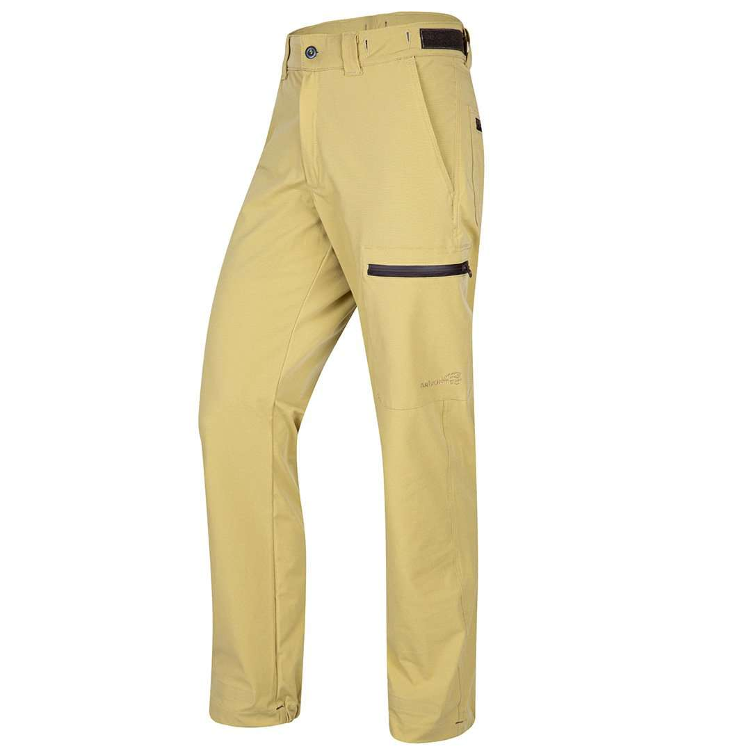 Arborflex Casual Skin Trousers Beige Front AT4155