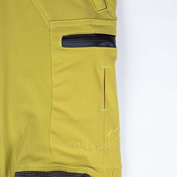 AT4060 Breatheflex Pro Type A Class 1 Chainsaw Trousers - Citrine