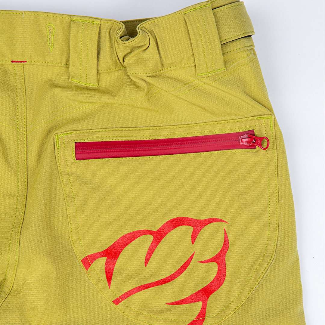 Arborflex Casual Skin Trousers - Citrine - AT4155