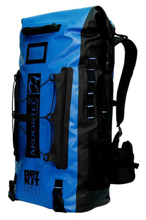 AT104 Python Back Pack- Blue 50L