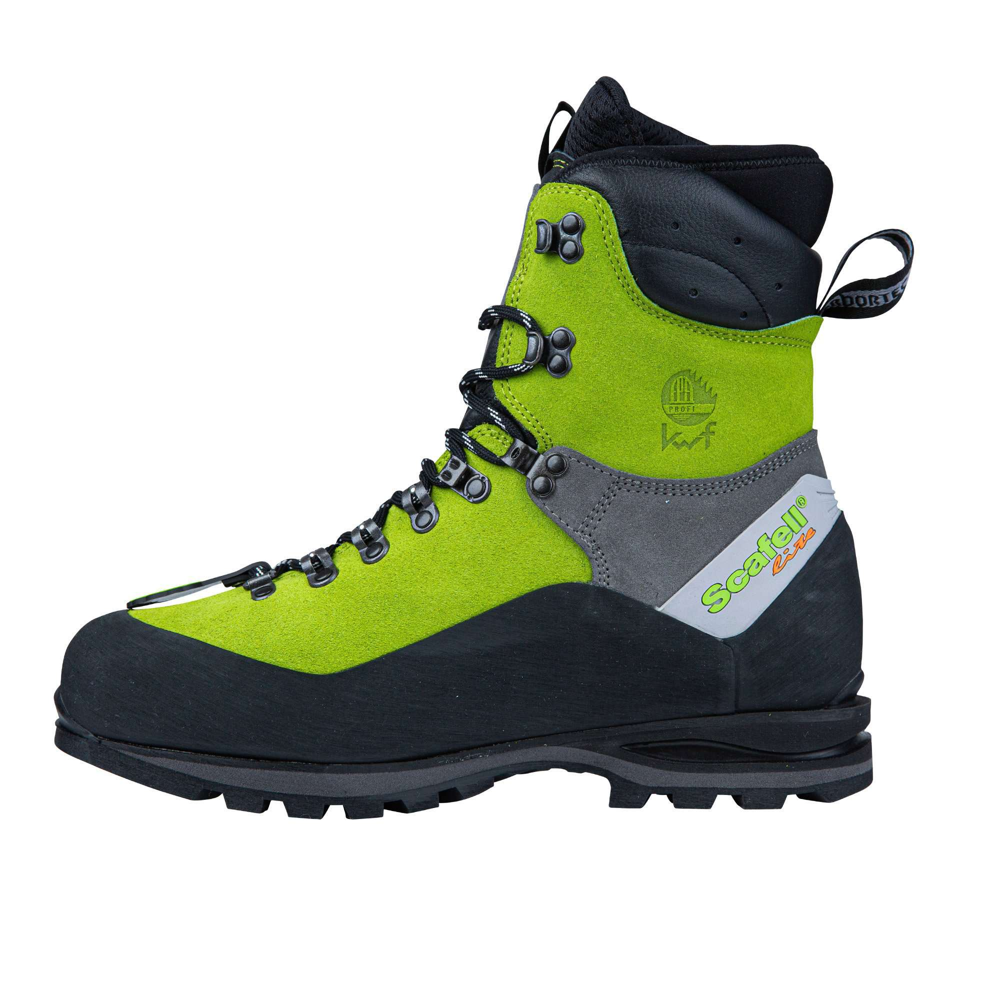 Scafell Lite Class 2 Chainsaw Boot - Lime - AT33000 - Arbortec Forestwear
