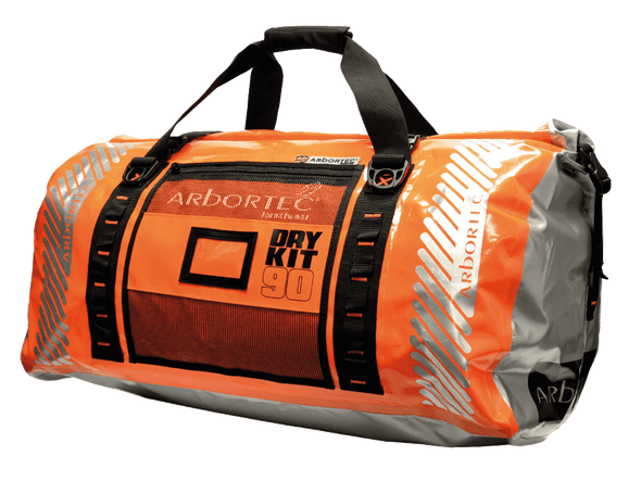 AT103 Anaconda Duffle Bag - Hi-Vis Orange 90L