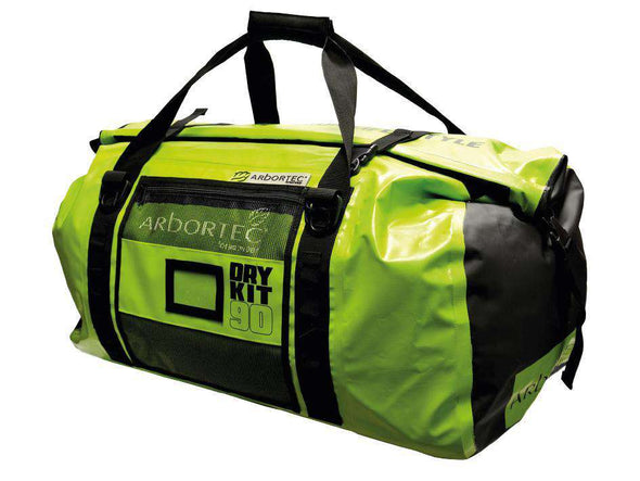 AT103 Anaconda Duffle Bag - Lime 90L
