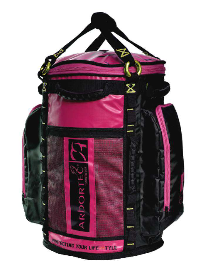 AT106-55 Cobra Rope Bag - Pink 55L