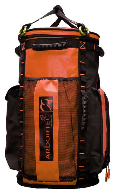 Cobra Rope Bag - Orange 65L