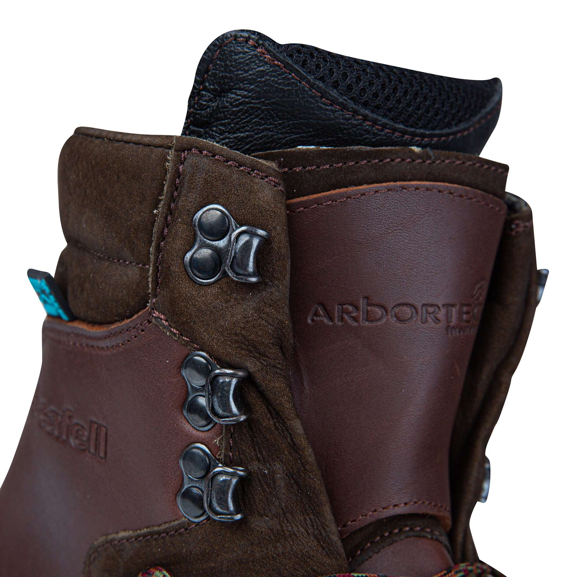 Scafell Chainsaw Boot - Brown - AT30200