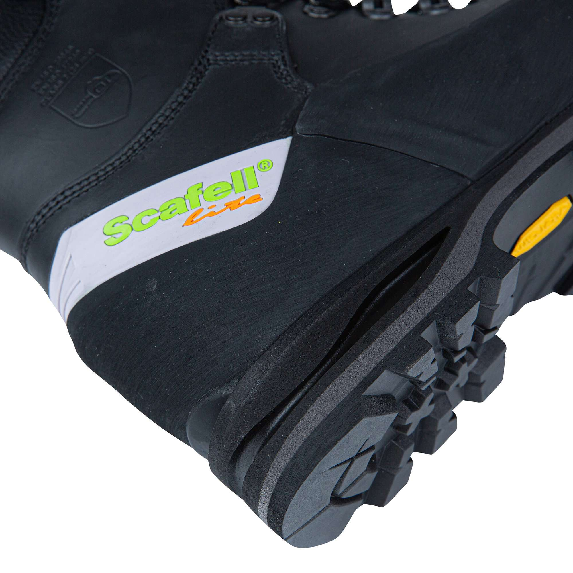 Scafell Lite Class 2 Chainsaw Boot  - Black - AT33100 - Arbortec Forestwear