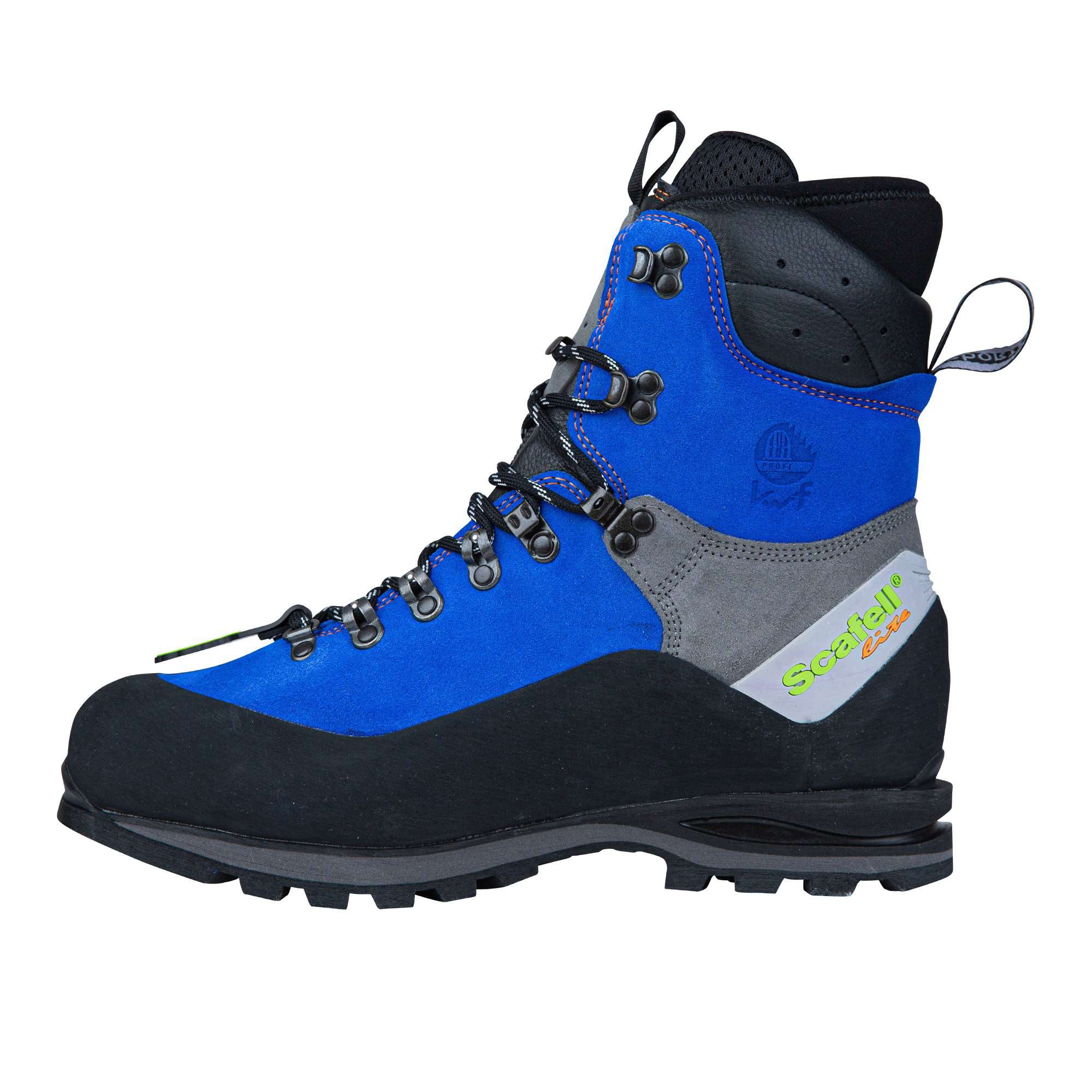 Scafell Lite Class 2 Chainsaw Boot - Blue - AT33300 - Arbortec Forestwear