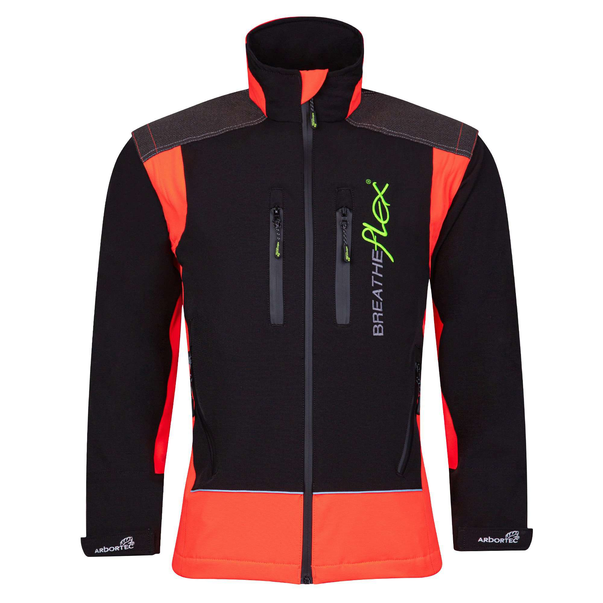 AT4000 Breatheflex Performance Work Jacket  - Orange