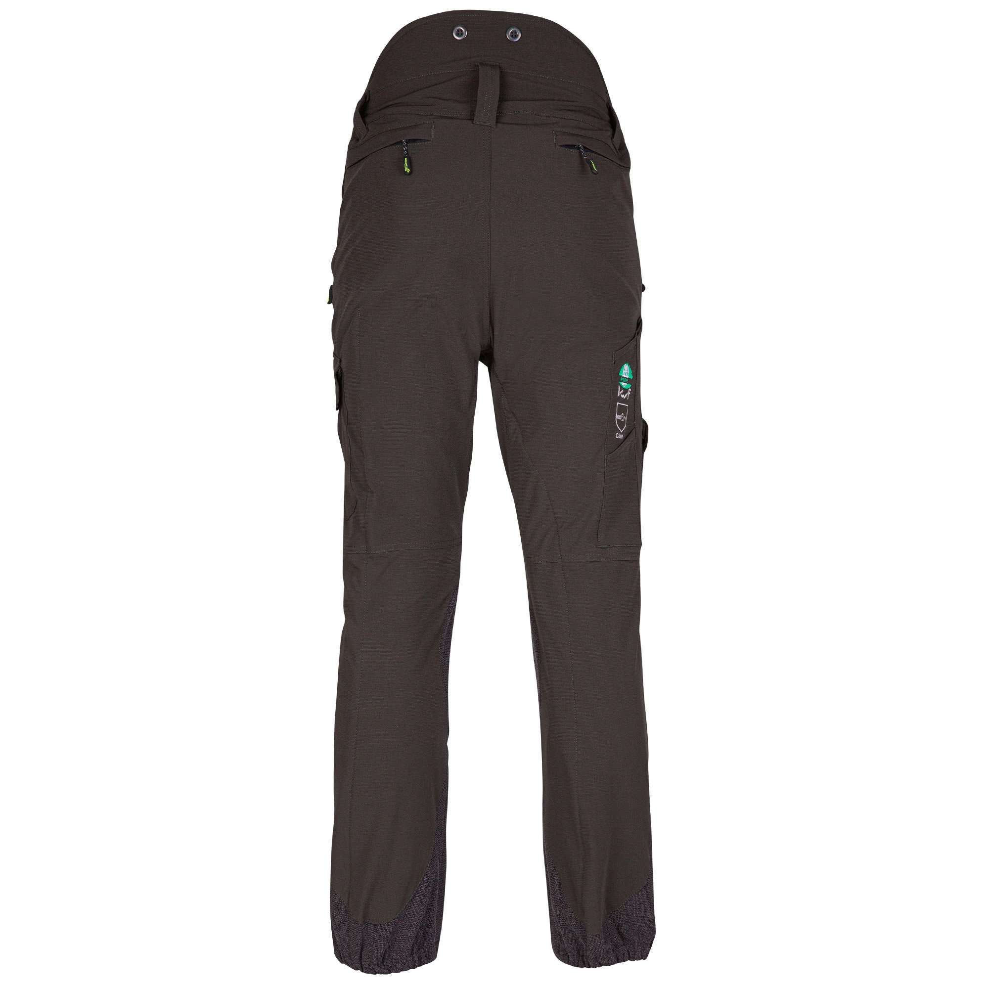 AT4010 Breatheflex Type A Class 1 Chainsaw Trousers - Olive - Arbortec Forestwear