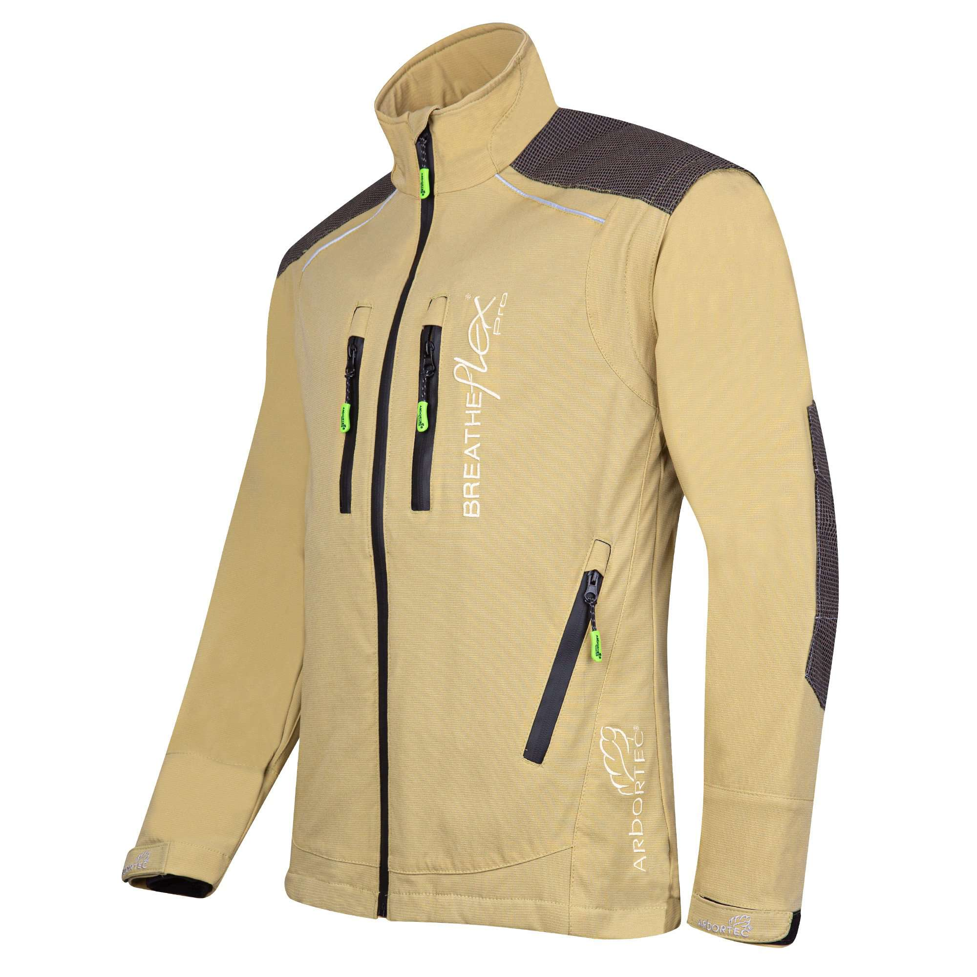 AT4000 Breatheflex Pro Work Jacket - Beige