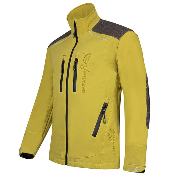 AT4100 Breatheflex Pro Work Jacket - Citrine