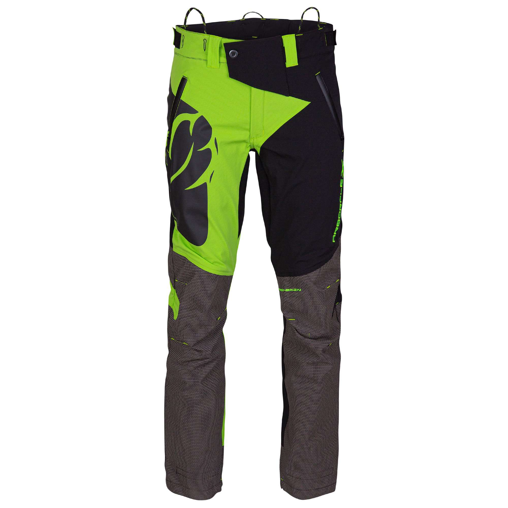 Arborflex Pro Skin Trousers - Lime - AT4185