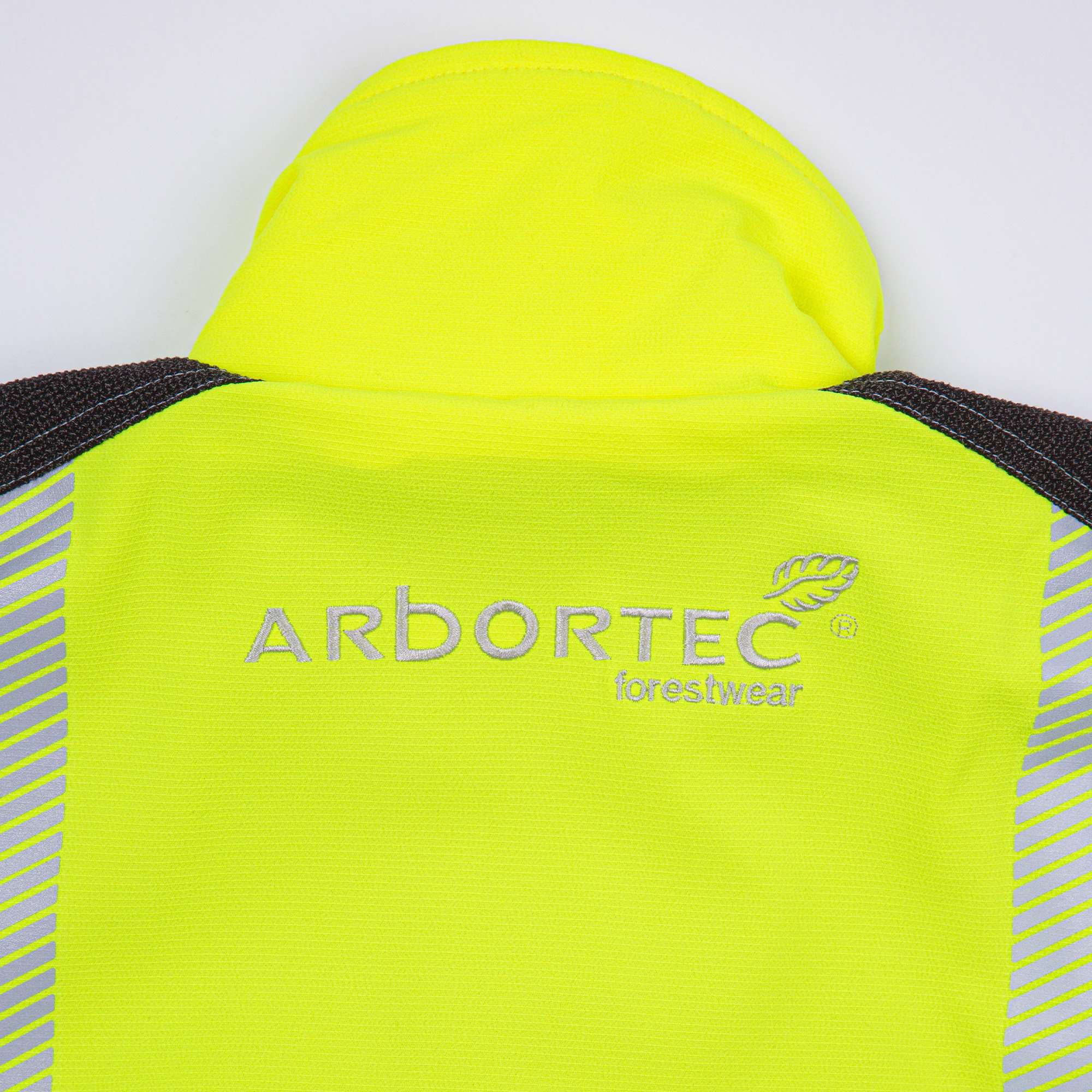 AT4000 Breatheflex Performance Work Jacket  - Hi Viz Yellow
