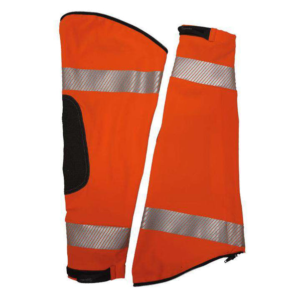 Breatheflex Zip-Off Chainsaw Sleeves - Orange
