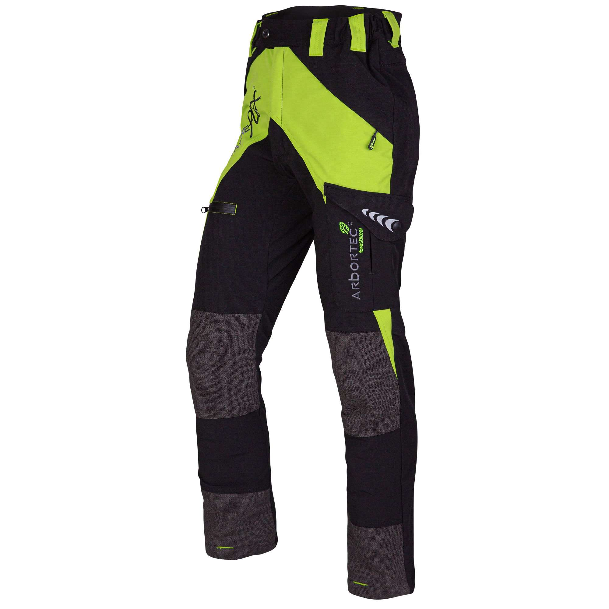 AT4110 Breatheflex Non-Protective Trousers - Lime