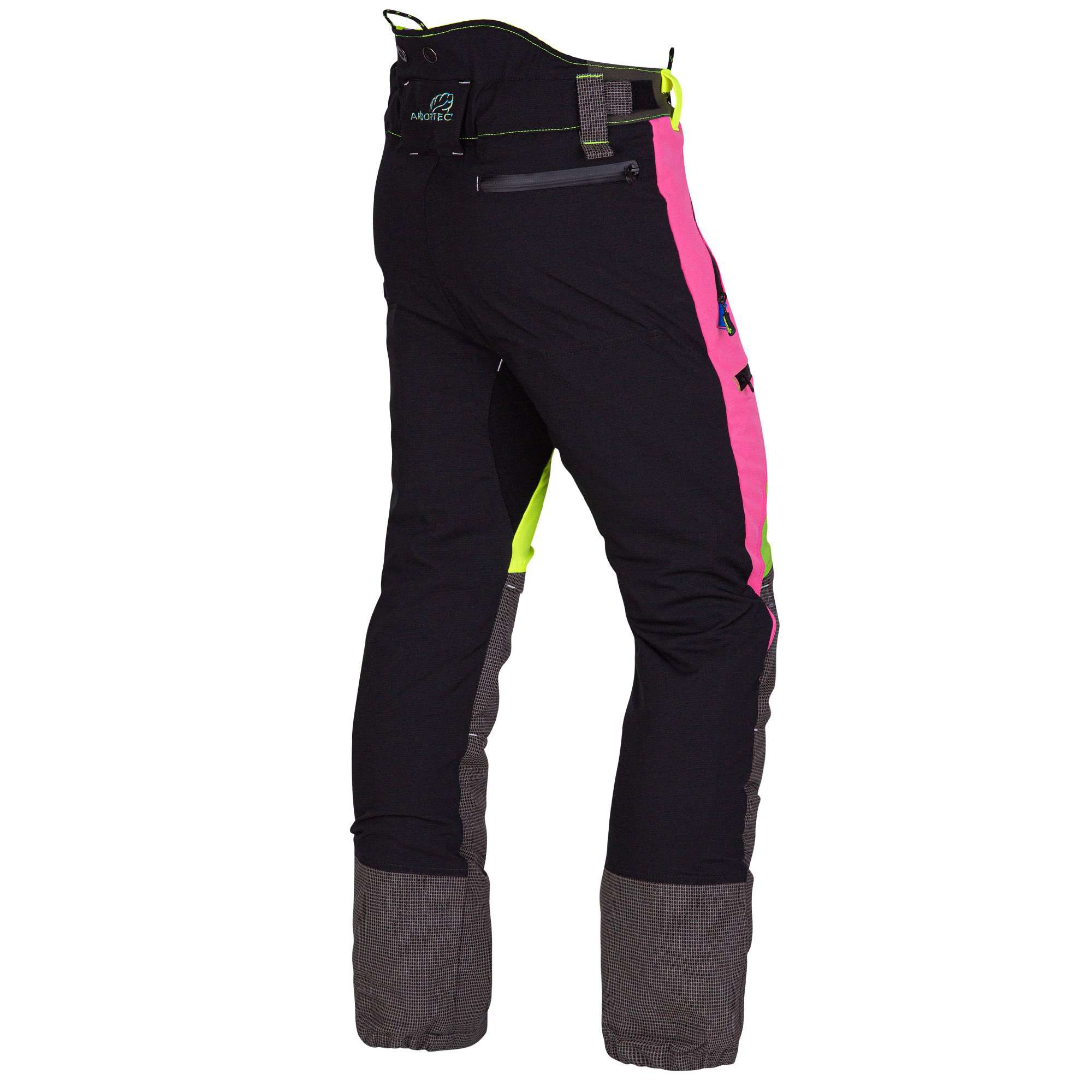 AT4060 Breatheflex Pro Type A Class 1 Chainsaw Trousers - Multi Colour