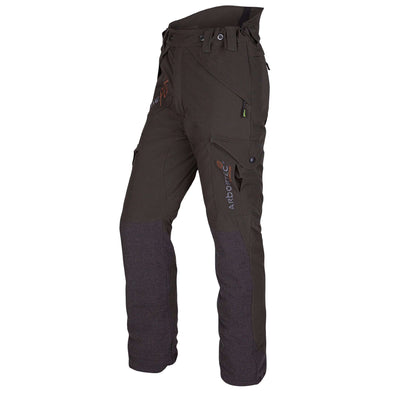 AT4010 Breatheflex Type A Class 1 Chainsaw Trousers - Olive