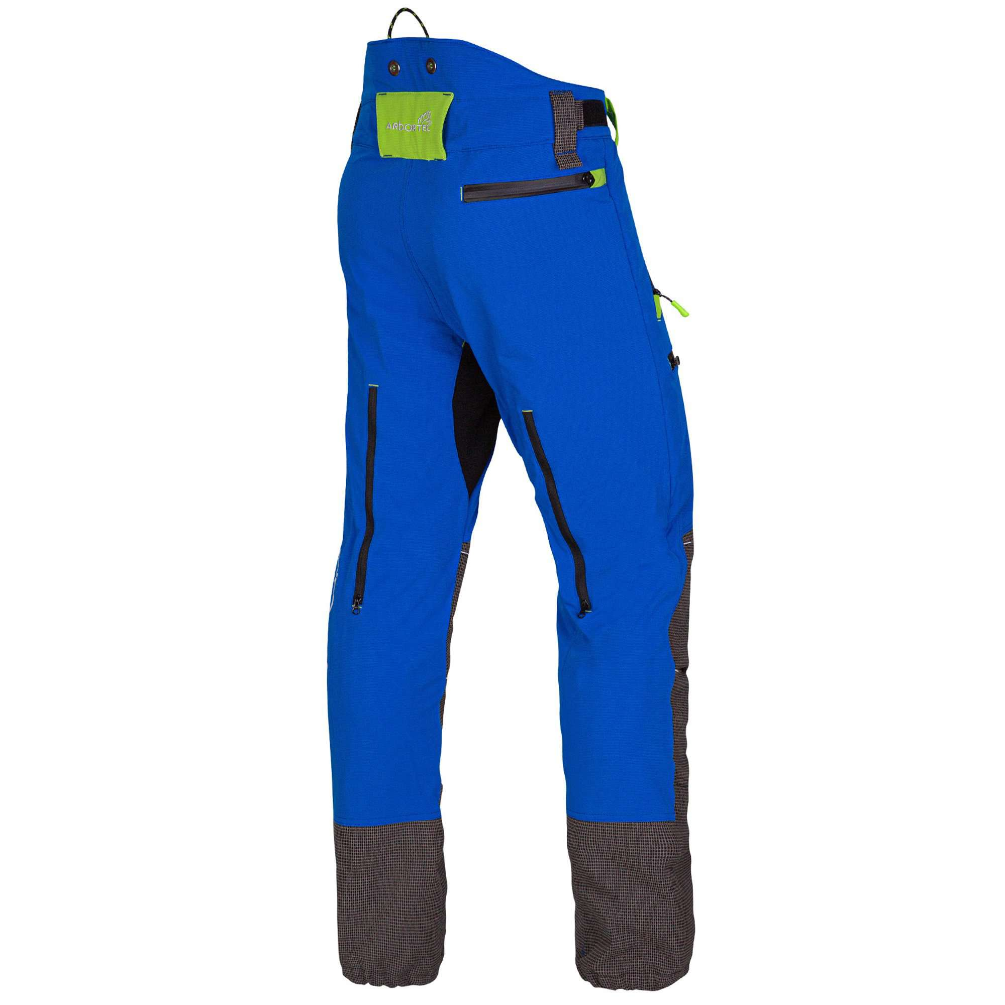 AT4060 Breatheflex Pro Type A Class 1 Chainsaw Trousers - Blue