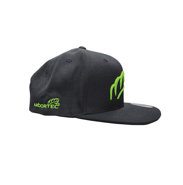 Lime Snap Back Cap