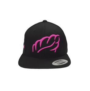 Pink Snap back Cap