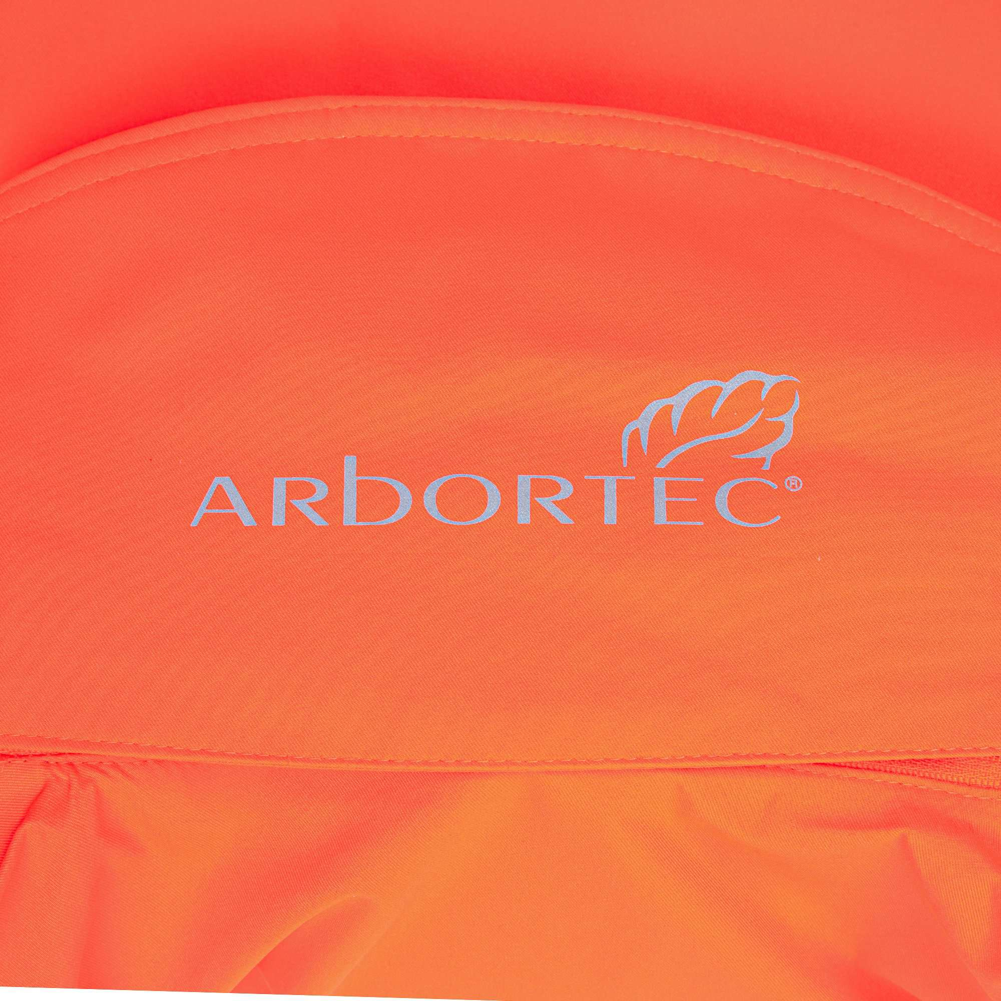 Arbortec BreatheDry® Waterproof Smock - Hi-Vis Orange - ATHV4400