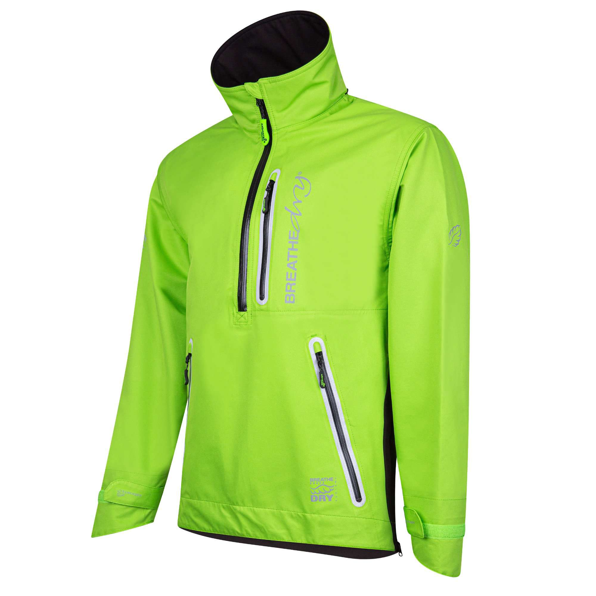 Arbortec BreatheDry Waterproof Smock - Lime - AT4400