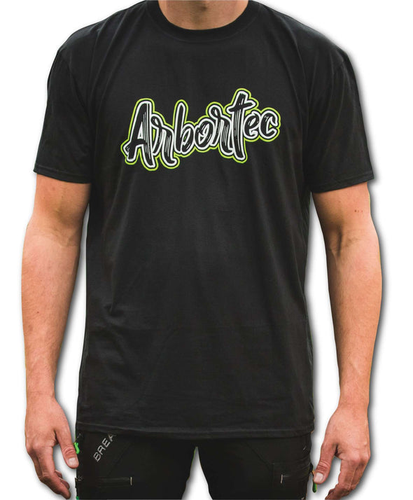 "Arbortec Casual T-Shirt - Black ""Urban"