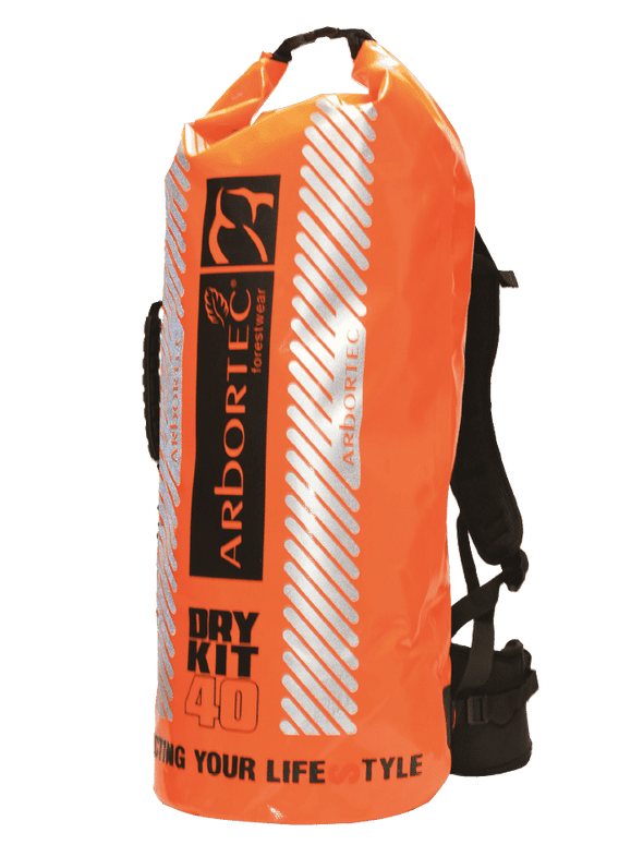 AT102 Viper Gear Bag - Orange 40L