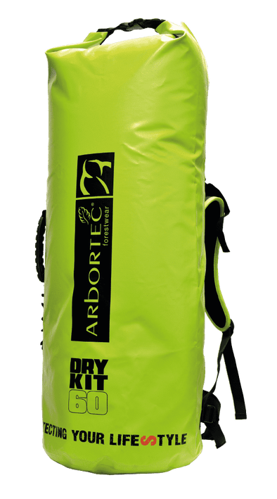 AT102 Viper Gear Bag - Lime 60L