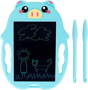 LCD Doodle Board Drawing blue