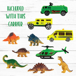 Dinosaur Toys Storage Carrier