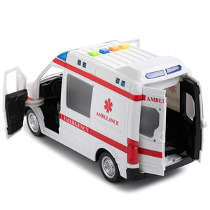 Friction Ambulance