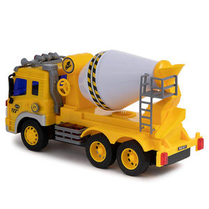 Friction Cement Truck